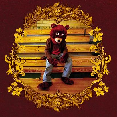 "This is the ""College Dropout"" album cover... (That's why it's here...) (If I have to explain the photos, I'm oh so sure I chose the right one...)"