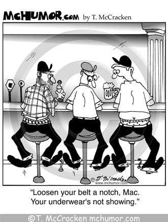 underwear cartoon