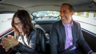 Also a spectacular episode! (photo credit: Comedians In Cars Getting Coffee/Crackle)