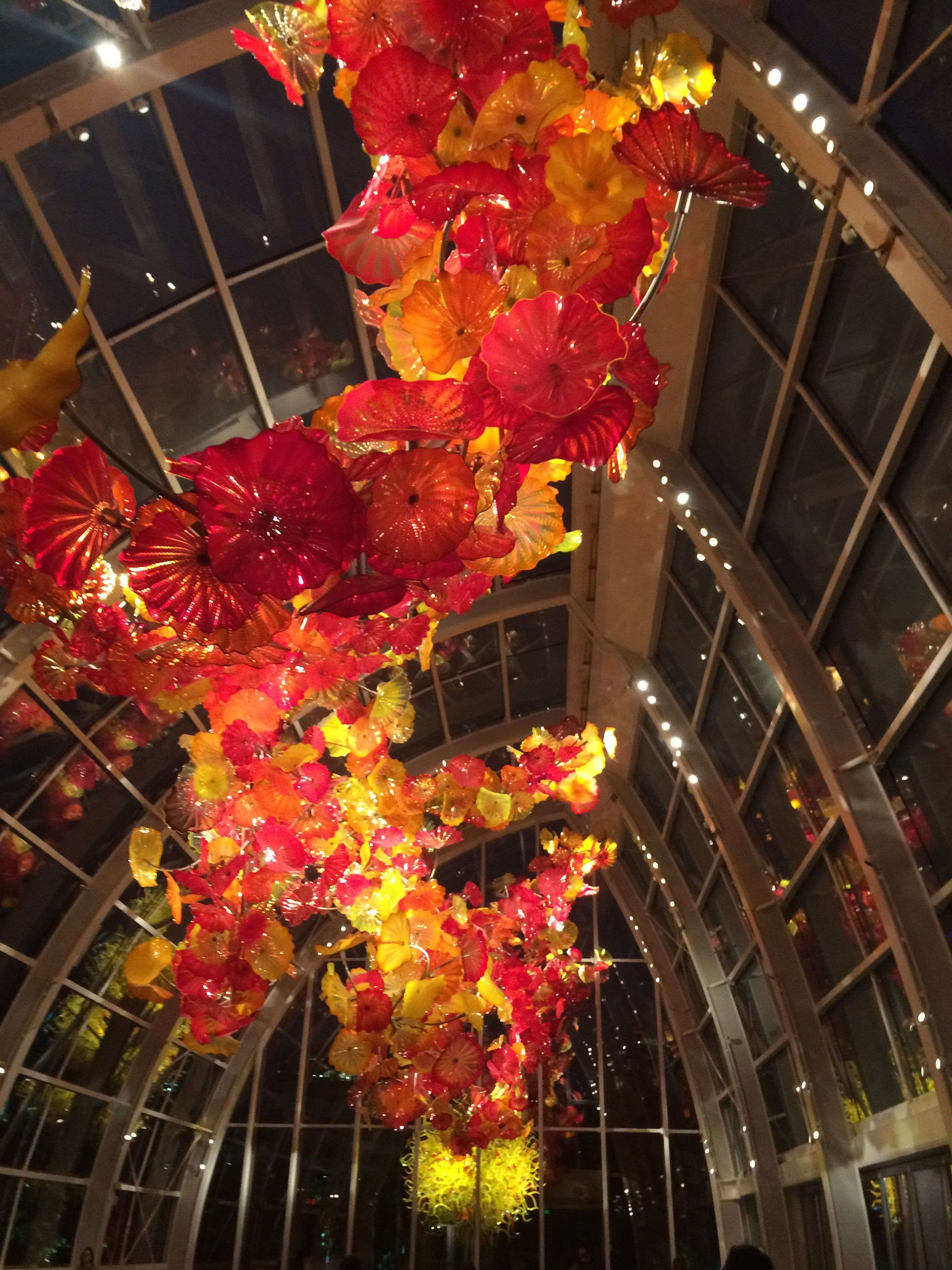 Chihuly Garden And Glass May 28 2016